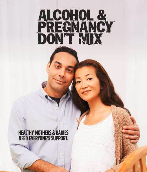 alcohol and pregnancy don't mix
