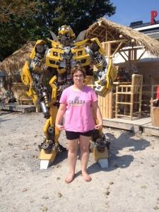 Nicole & Robot