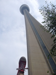 Day 8 CN Tower