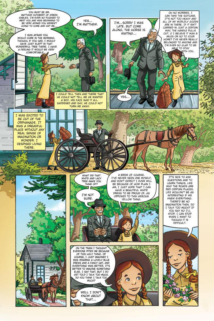Anne of Green Gables Essays | GradeSaver