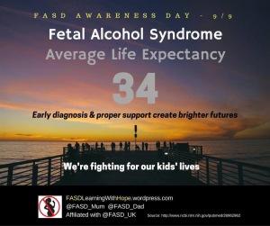 FASD Life Expectancy