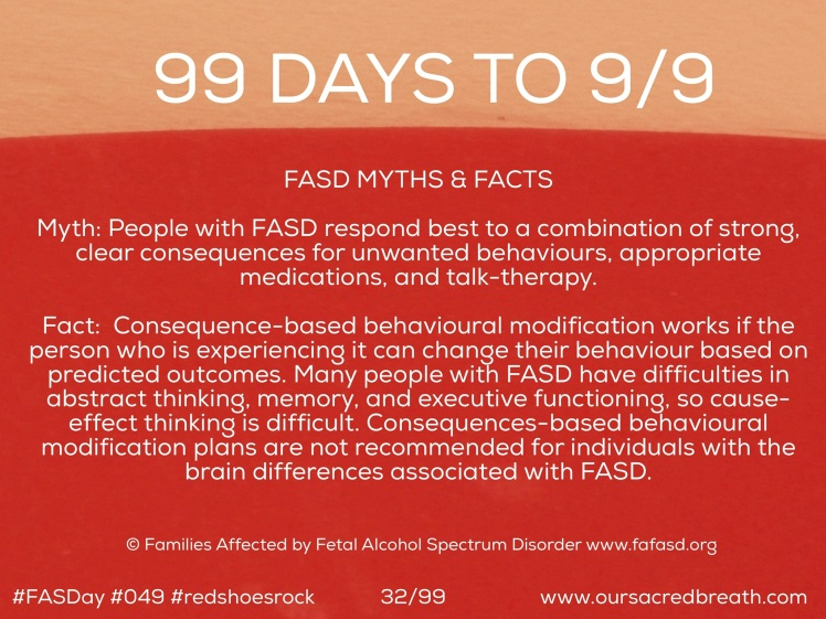 Day 32 of 99 Days to FASDay