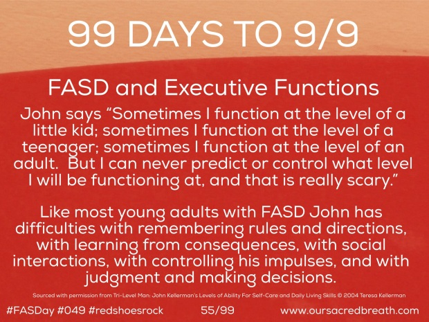 Day 55 of 99 Days to FASDay