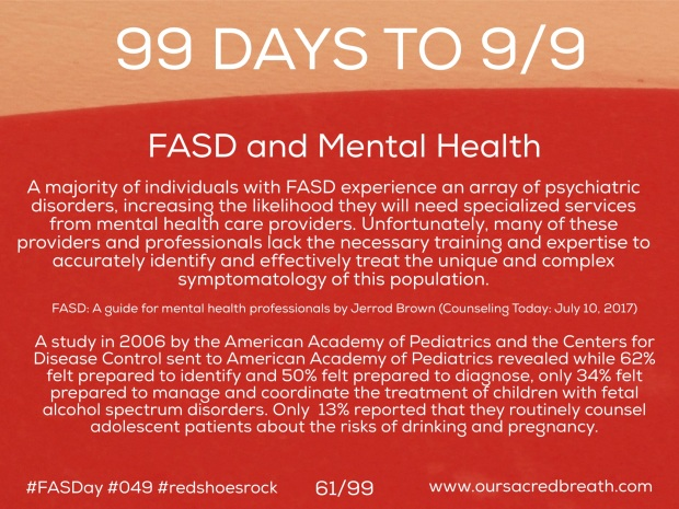 Day 61 of 99 days to FASDay
