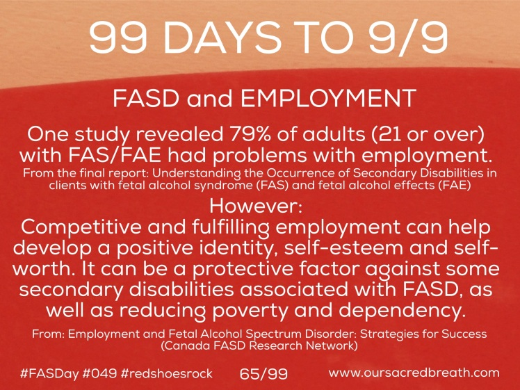 Day 65 of 99 Days to FASDay