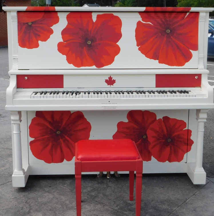 Poppy Piano Hastings
