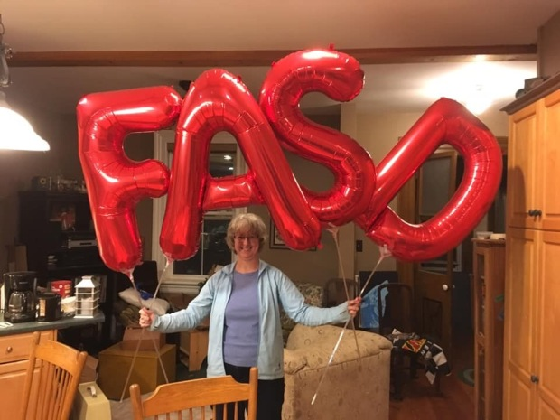 Janet spells FASD awareness